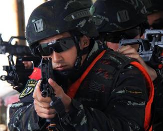 揭秘两支反恐国家队如何海训