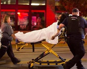 美枪杀黑人警察被判无罪引暴力抗议