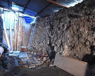 沈阳现23米长明代城墙遗址