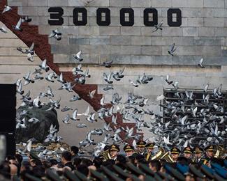 南京大屠杀80周年国家公祭日