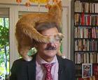 采访时遇淘气的猫.jpg