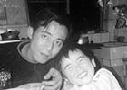 跨越24年同款父女照片
