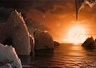 NASA发现七颗类地行星