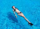 潜水发现水下巨人