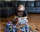 少年患罕见侏儒症