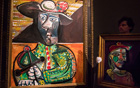 毕加索罕见画拍卖.jpg