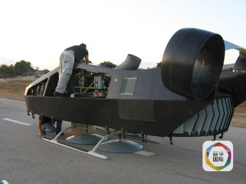 """揭秘:以色列巨型无人机""""空中骡子"""""""