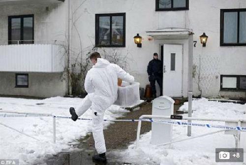 瑞典难民中心妙龄员工被15岁难民用利刃刺死