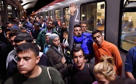 """瑞典是否会掀起欧洲""""退难民潮""""?"""
