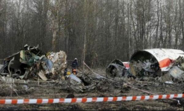 外媒:波兰将重新调查前总统专机坠毁原因