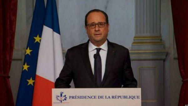 法媒:民调显示四分之三的法国人不希望奥朗德连任