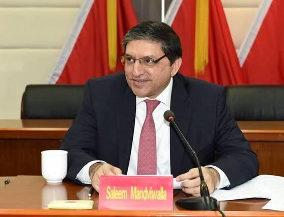 蓝迪国际智库赴中铁十七局考察推动中国巴基斯坦务实合作