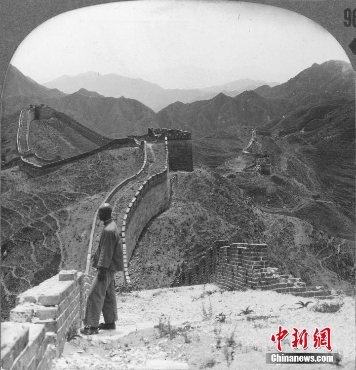 美退休外交官赠送中国上世纪30年代老照片[1]- 中国日报网