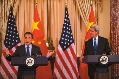 """外交部长王毅:中美均不承认朝鲜""""拥核国地位"""""""