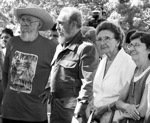 古巴领导人卡斯特罗91岁长兄去世 生前很低调