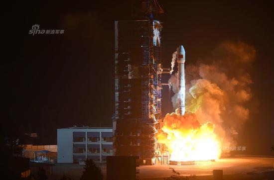 美媒:中国发射量子科学实验卫星 将改变加密学
