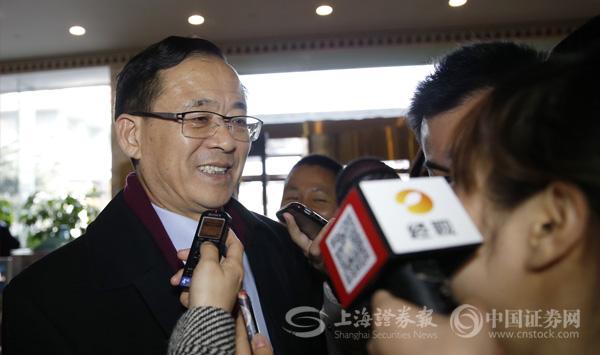 证监会主席刘士余:尽力忠于法律保护股民合法权益