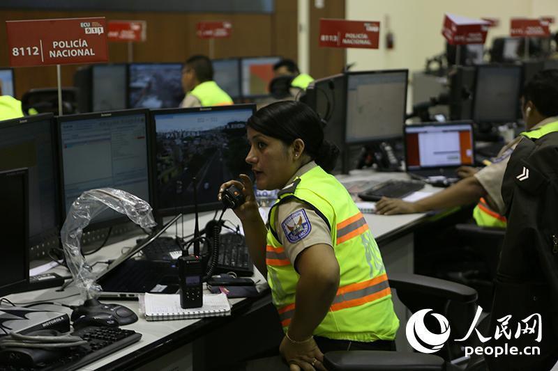"""""""中国质造""""撑起厄瓜多尔地震救援生命线"""