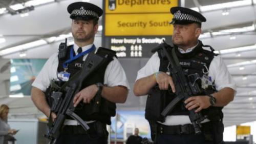 越裔英国人密谋恐袭伦敦希思罗机场 获刑40年
