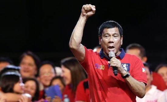 """菲律宾大选结果即将揭晓 菲律宾版""""特朗普""""胜局已定"""