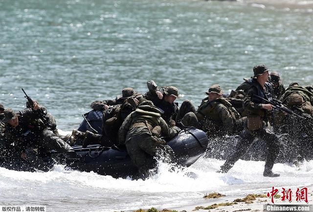 美日担忧菲新总统南海转向 中方表态望妥善处理分歧