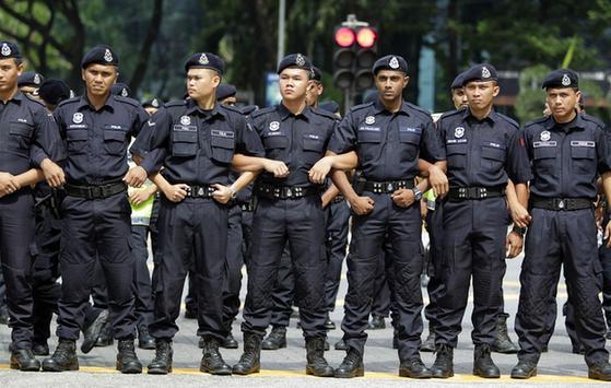 """马来西亚宣布逮捕多名""""伊斯兰国""""支持者"""