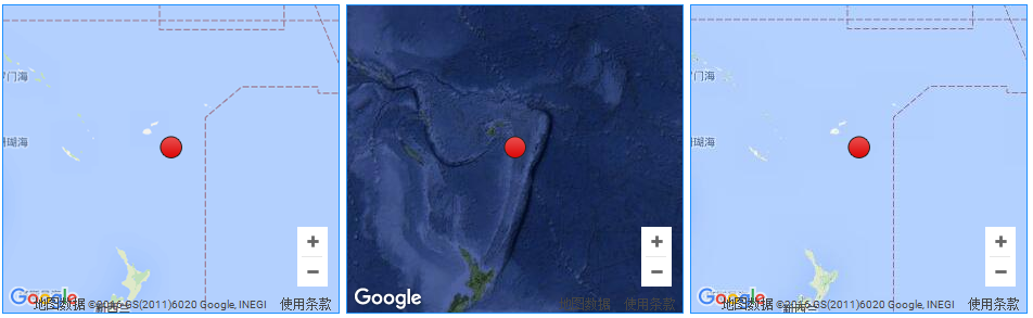 斐济群岛地区附近发生6.9级左右地震