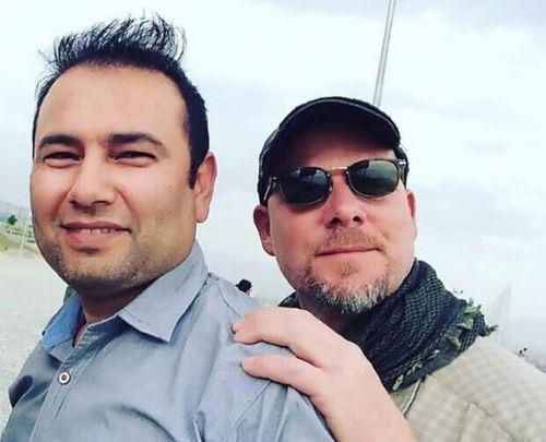 美记者阿富汗身亡 为首位遇害非军方记者(组图)