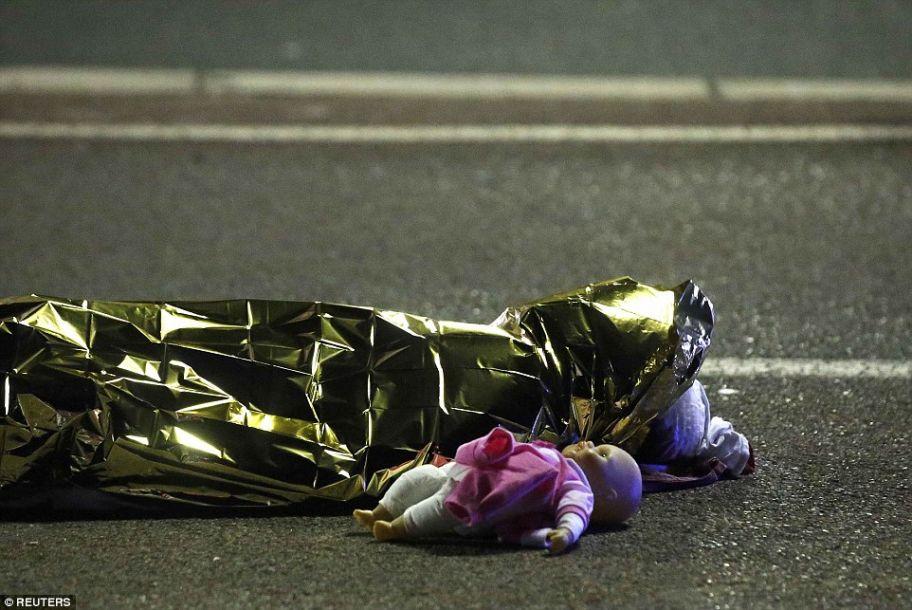 尼斯/法国发生恐怖袭击