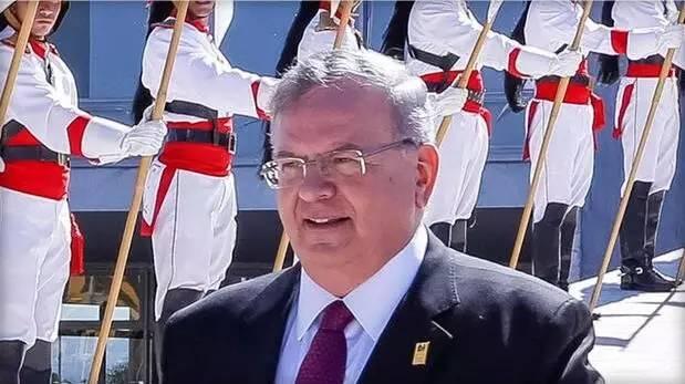 """惊了!希腊大使死在了""""巴西潘金莲和西门庆""""手里"""