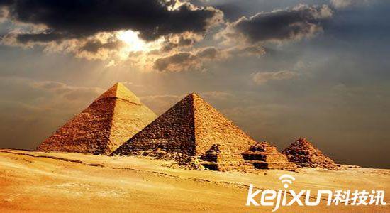 金字塔建造之谜将被揭晓!考古学家发现宇宙粒子