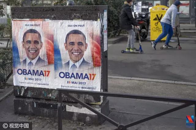 法邀奥巴马当总统 民众:有100万签名就让他来吧