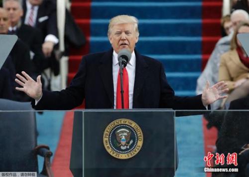 美媒:共和党减税提案将使特朗普本人节省数百万美元