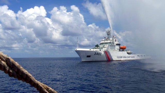 美国军舰都可以,中国海警船为啥不行?杜特尔特:欢迎停靠!