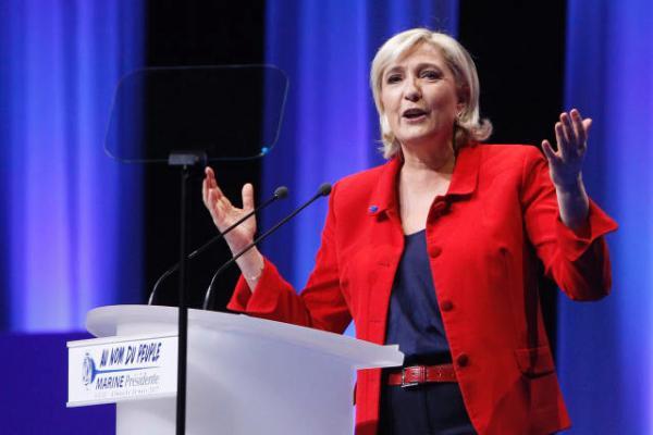 从三国杀进入四强争霸 法国大选谁能笑到最后?