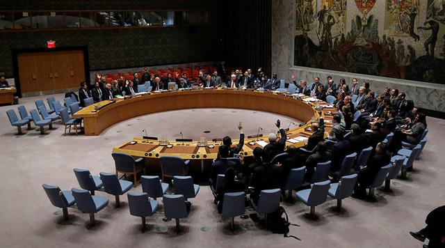 俄否决叙化武问题决议 特朗普:美俄关系或至低点