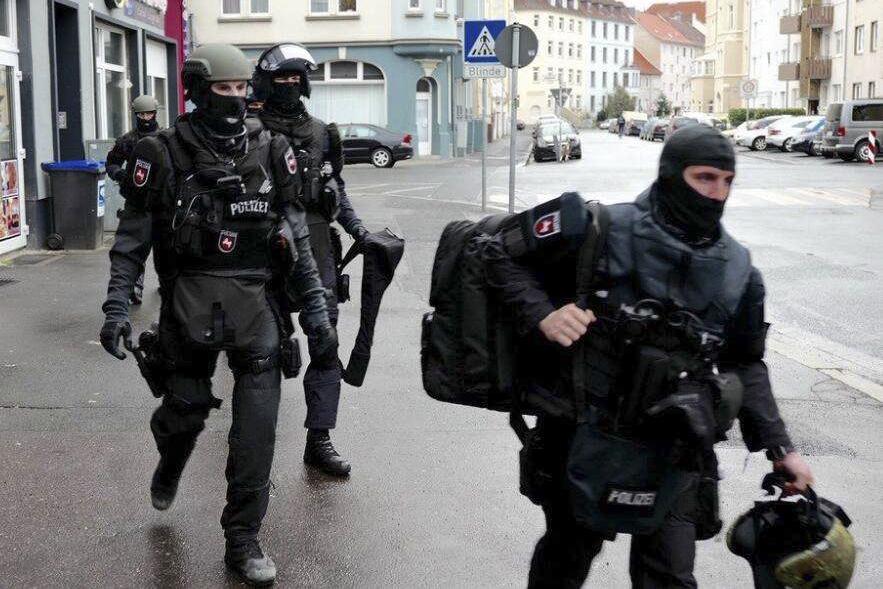 德警方逮捕4名疑似伊斯兰极端分子