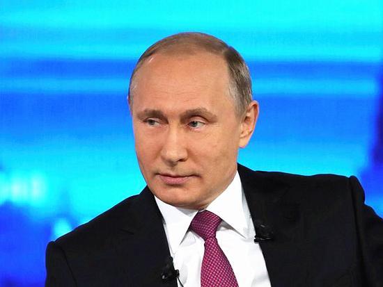 """普京/6月15日,俄罗斯总统普京在年度""""与普京直接连线""""直播节目中..."""