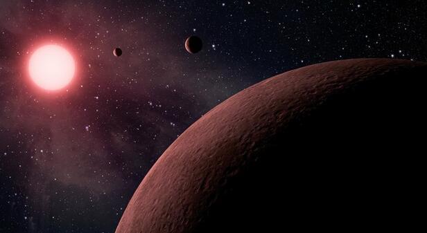 NASA宣布再发现10个类地行星:表面或存液态水-科技传媒网