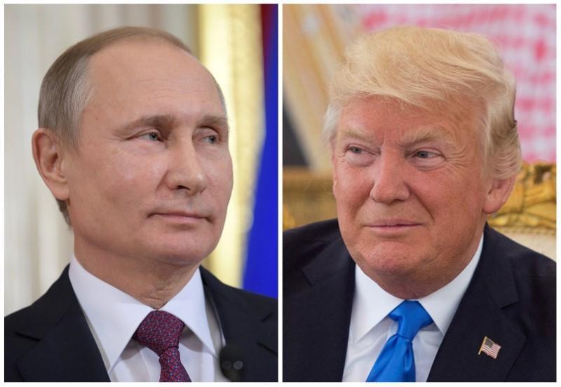 特朗普与普京将首次会面 2人如何握手成为外媒关注焦点
