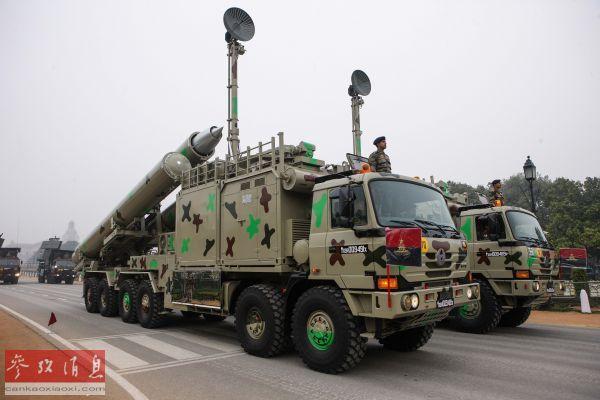 """解析印度""""布拉莫斯""""导弹:64枚可打掉1个航母战斗群"""
