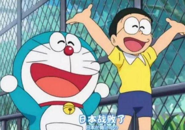 """《哆啦A梦》台词反日?大陆网友点赞""""直面历史"""""""