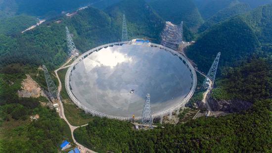 """俄媒:游客喧闹或影响中国""""天眼""""寻找外星人"""