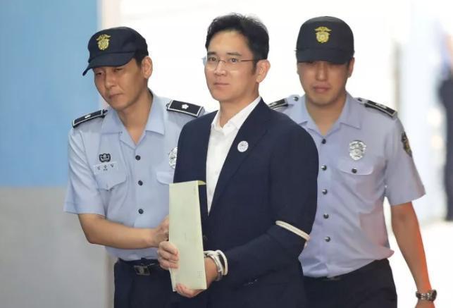 李在镕案二审宣判:青瓦台文件曝光 内容堪比宫斗剧