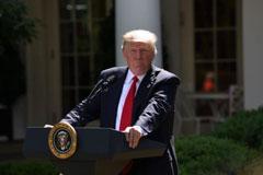 特朗普表态力争年底前完成税改