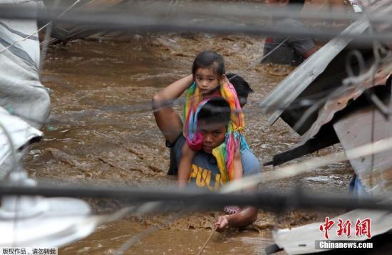 线上赌博平台排名:菲律宾风暴致至少200人死159人失踪_数万人受灾