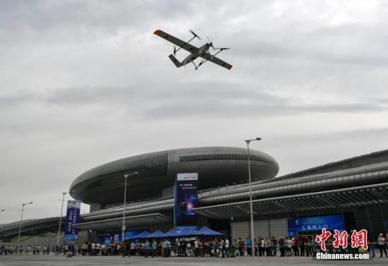 电子游艺网址:如何证明中国是全球科技界重要力量?美媒:看无人机