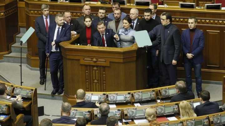 这也能出错?乌克兰官方报纸错发戒严令版本