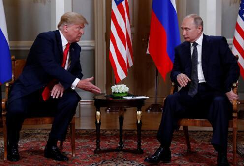 特朗普取消与普京G20期间会晤 或因刻赤海峡事件