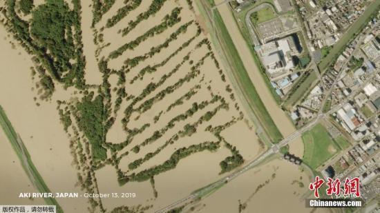 台风已致日本79人死亡 东北地区周末仍有大雨